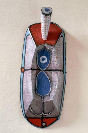 1989, Idol, 50 x 20 x 11 cm
