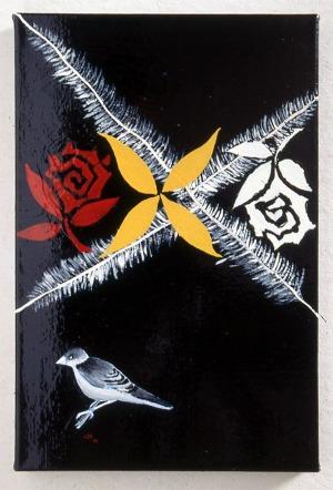 1991, Birdland, 45 x 30 cm