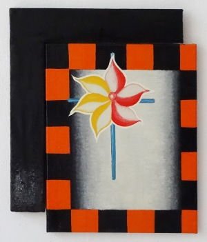 1993, zt, 53 x 43 cm
