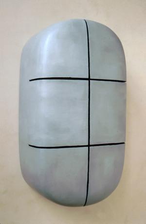 1996, Bombastic Fantastic, 83,5 x 46 x 31,5 cm