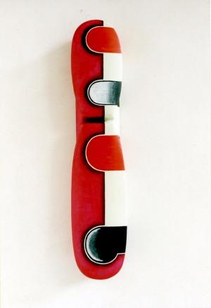 1996, Fingertips, 77 x 26 x 11 cm