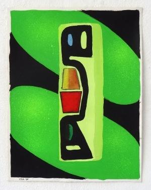 1995, zt, 33 x 25 cm