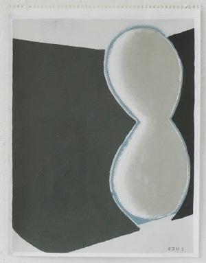 2001, zt, 32 x 24 cm