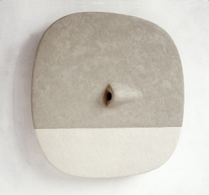 1999, Die Nase, 90 x 89 x 14,5 cm