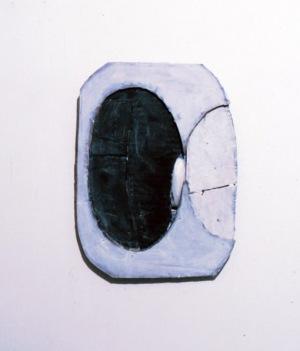 1984, zt, 28 x 25 x 2 cm