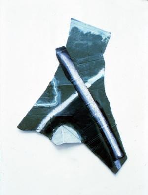 1985, zt, 66 x 58 x 5 cm