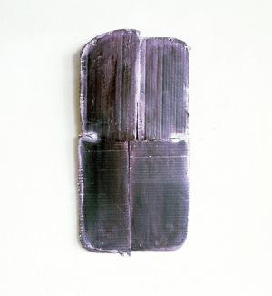 1985, zt, 32 x 29 x 2 cm