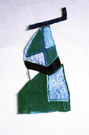 1986, zt, 86 x 54 x 3 cm