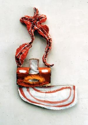 1987, zt, 42 x 32 x 4 cm