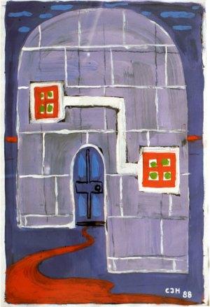 1988, Iglo1, 29 x 21 cm