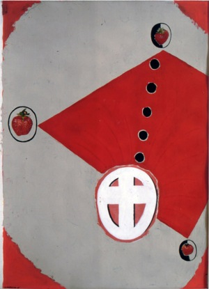 1990, Once Up on a Time, 63 x 46 cm