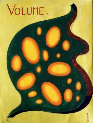 1990, Volume1, 63 x 46 cm