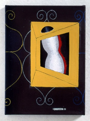 1991, Dreammix, 40 x 30 cm