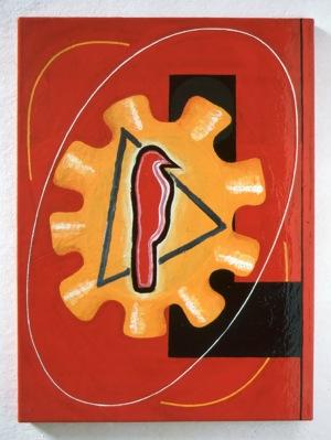 1992, zt, 40 x 30 cm