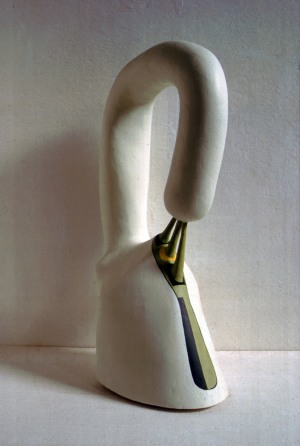 1995, Caster-plaster, 64 x 37 x 26 cm