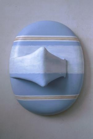 1996, The Face, 50 x 40 x 20 cm