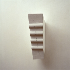 2007, Nach Irgendwo, 61 x 18 x 22 cm