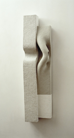 2007, Nothing has been proved, 128 x 3x 18 cm