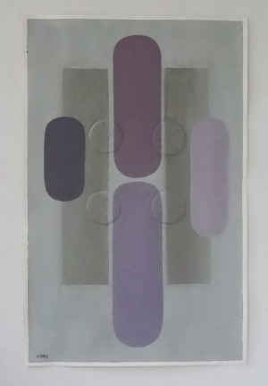 2007, zt, 86 x 55 cm