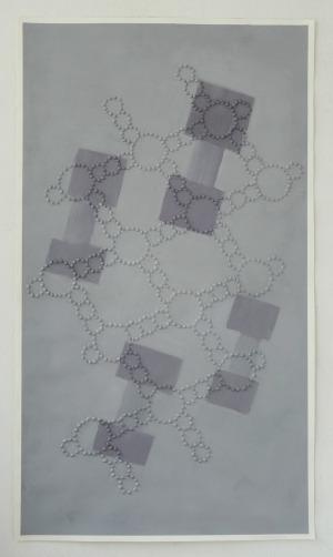 2009, zt, 93 x 53 cm