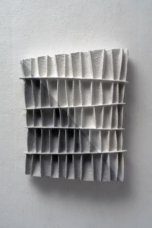 2014-19, Binnen de Wetten der Natuur, 63 x 41 x 7 cm